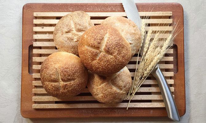 Otto ore di disprezzo, lievito naturale pane