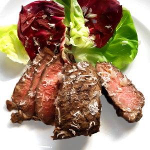 エゾシカロース肉160g