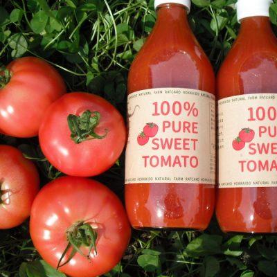 100%無添加トマトジュース